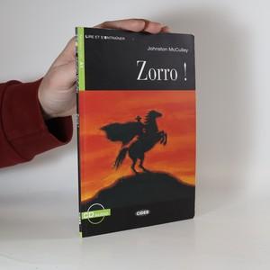 náhled knihy - Zorro! (+CD, francouzsky)
