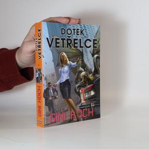 náhled knihy - Dotek vetřelce