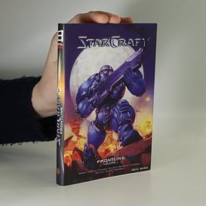náhled knihy - Starcraft. Frontline. Volume 1 (francouzsky)