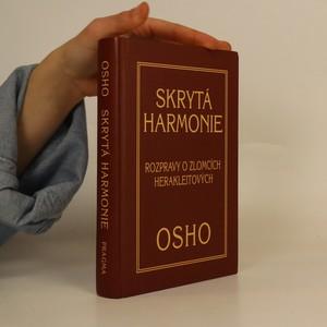 náhled knihy - Skrytá harmonie : rozpravy o zlomcích Herakleitových