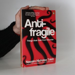 náhled knihy - Antifragile : things that gain from disorder