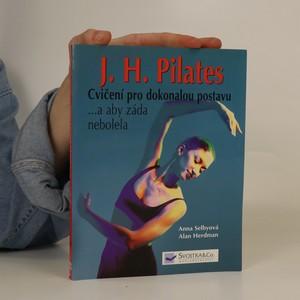 náhled knihy - J.H. Pilates - cvičení pro dokonalou postavu