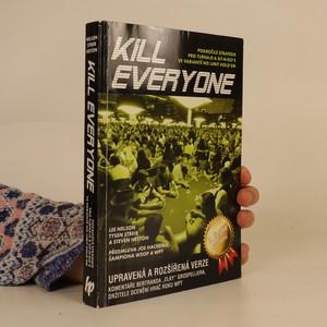 náhled knihy - Kill Everyone