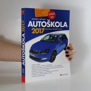 náhled knihy - Autoškola. Pravidla, značky, testy 2017