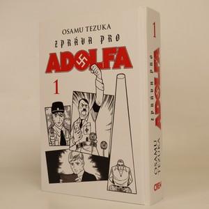 náhled knihy - Zpráva pro Adolfa. Kniha první