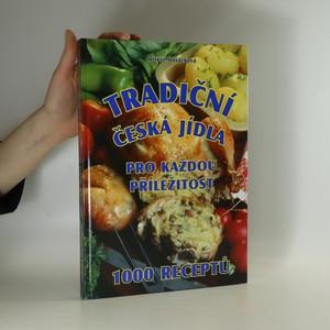 náhled knihy - Tradiční česká jídla pro každou příležitost : 1000 receptů