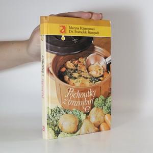 náhled knihy - Pochoutky z brambor