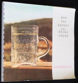náhled knihy - Luhačovice prospekt