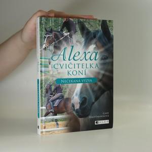 náhled knihy - Alexa, cvičitelka koní. Nečekaná výzva