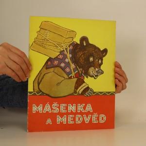 náhled knihy - Mášenka a medvěd