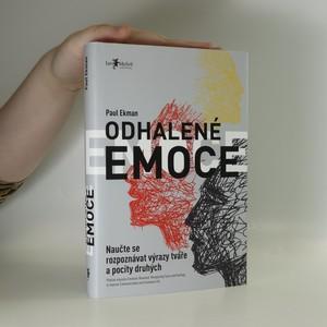 náhled knihy - Odhalené emoce
