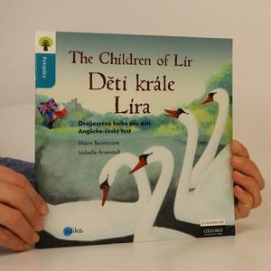 náhled knihy - Děti krále Lira. The Children of Lir