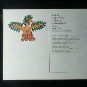 antikvární kniha Hádanky a povídačky děda Kořena, 1986