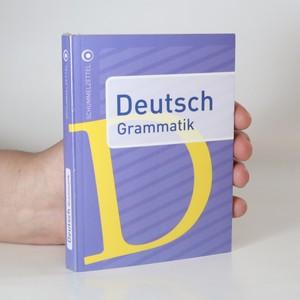 náhled knihy - Deutsch Grammatik