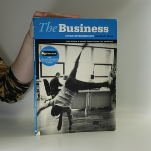 náhled knihy - The business. Upper-intermediate. Student's book