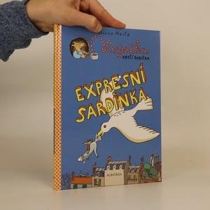 náhled knihy - Lojzička, krtčí babička. Expresní sardinka