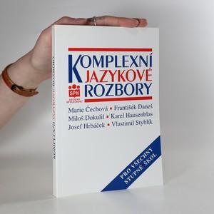 náhled knihy - Kompletní jazykové rozbory
