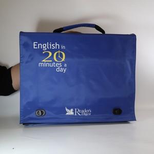 náhled knihy - English in 20 minutes a day. Včetně 6 CD