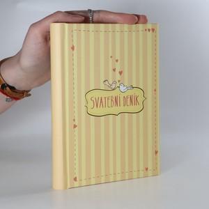 náhled knihy - Svatební deník