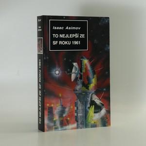 náhled knihy - To nejlepší ze SF 1961