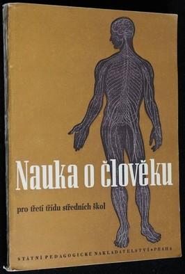 náhled knihy - Nauka o člověku : učební text pro 3. tř. stř. škol