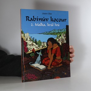 náhled knihy - Rabínův kocour. 2., Malka, král lvů