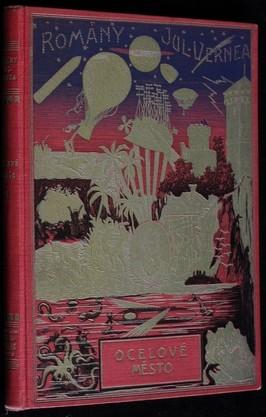 náhled knihy - Ocelové město
