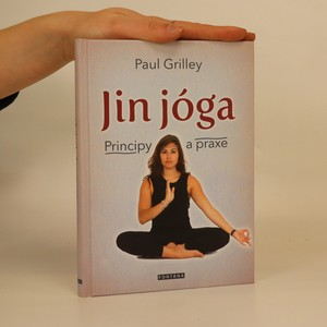 náhled knihy - JinJóga. Principy a praxe