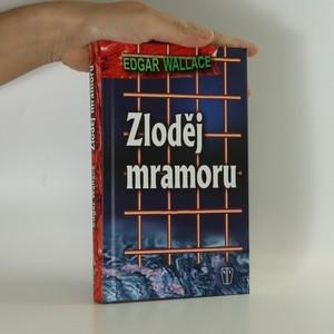 náhled knihy - Zloděj mramoru