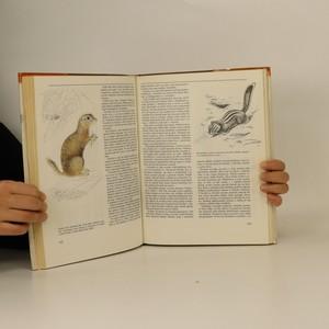 antikvární kniha Savci, známí i neznámí, lovení chránění, 1987
