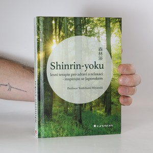náhled knihy - Shinrin-yoku