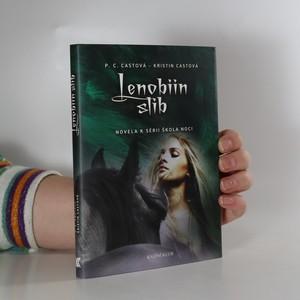 náhled knihy - Lenobiin slib : novela k sérii Škola noci