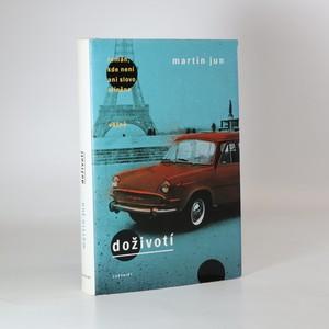 náhled knihy - Doživotí : román, kde není ani slovo míněno vážně