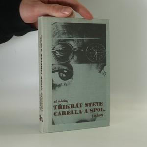 náhled knihy - Třikrát Steve Carella a spol.