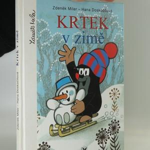 náhled knihy - Krtek v zimě