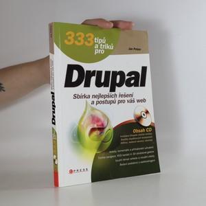 náhled knihy - 333 tipů a triků pro Drupal (chybí CD)