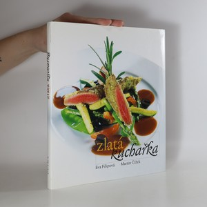 náhled knihy - Zlatá kuchařka