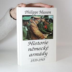 náhled knihy - Historie německé armády. 1939-1945