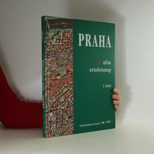 náhled knihy - Praha atlas ortofotomap 1:5 000