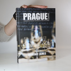 náhled knihy - Prague Cuisine. A selection of culinary experiences in the city of spires