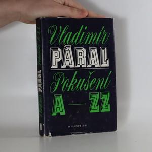 náhled knihy - Pokušení A - ZZ