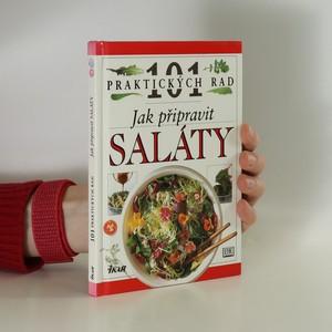 náhled knihy - Jak připravit saláty