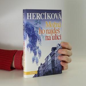 náhled knihy - Možná ho najdeš na ulici