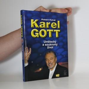 náhled knihy - Karel Gott. Umělecký a soukromý život