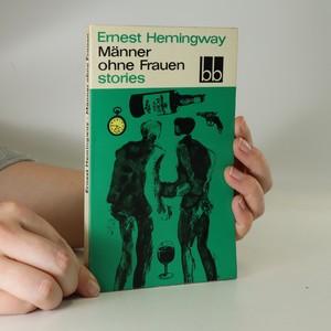 náhled knihy - Männer ohne Frauen. Stories