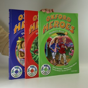 náhled knihy - Oxford Heroes. Student´s Book. 1.-3. díl.