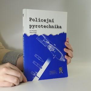 náhled knihy - Policejní pyrotechnika