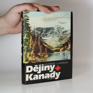 náhled knihy - Dějiny Kanady