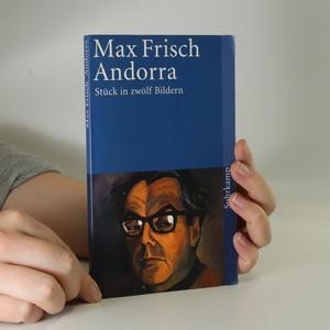 náhled knihy - Andorra. Stück in zwölf Bildern