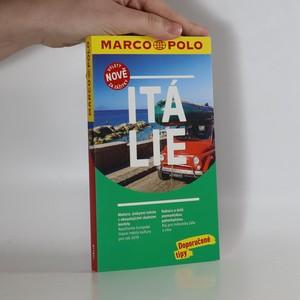 náhled knihy - Itálie (včetně mapy, viz foto)